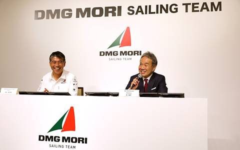 DMG MORI SAILING TEAM challenges the Vendée Globe2024 with Mr. Kojiro Shiraishi