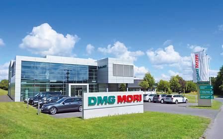 DMG MORI Stipshausen