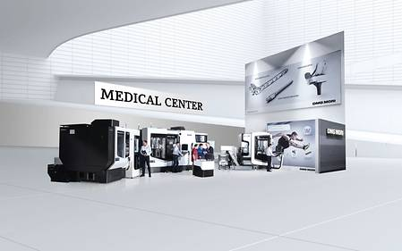DMG MORI Technology Excellence: Medical