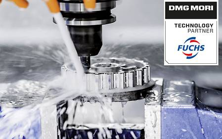 DMG MORI Technology Partner FUCHS